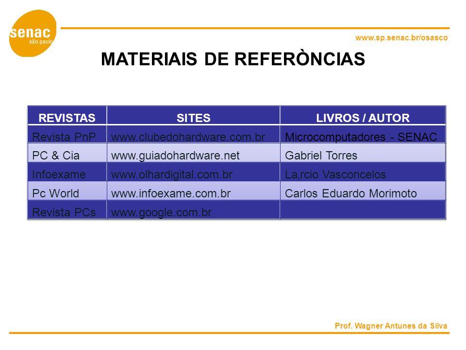 MATERIAIS DE REFERÒNCIAS