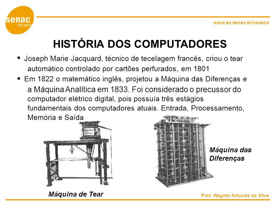 HISTÓRIA DOS COMPUTADORES