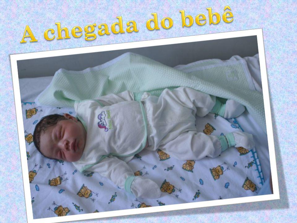 A chegada do bebê