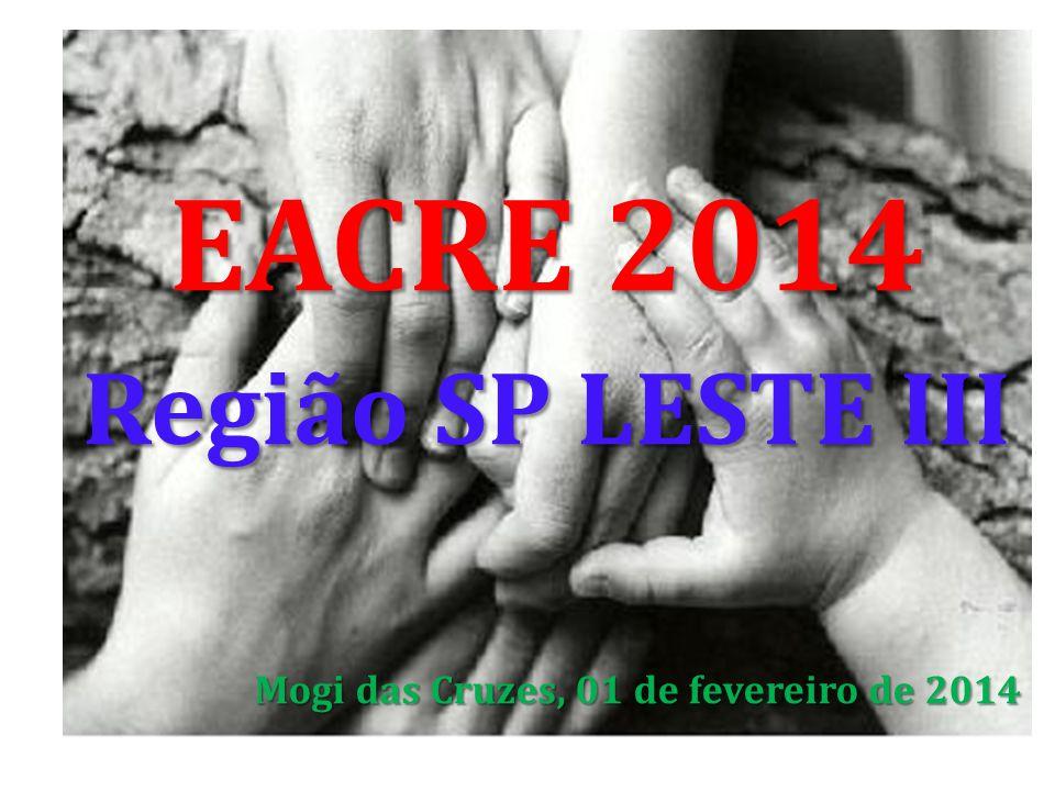 EACRE 2014 Região SP LESTE III