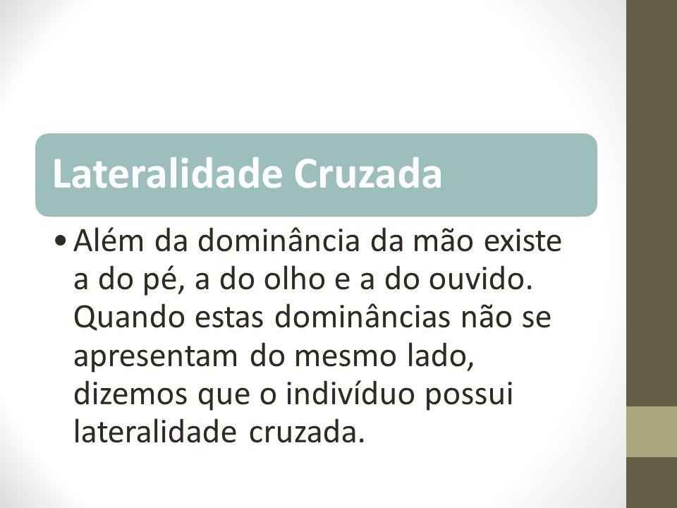 Lateralidade Cruzada