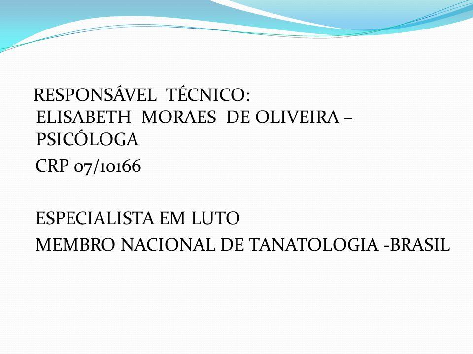 MEMBRO NACIONAL DE TANATOLOGIA -BRASIL