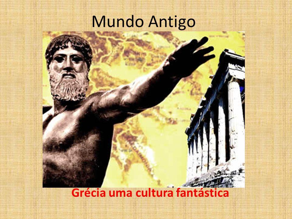 Grécia uma cultura fantástica