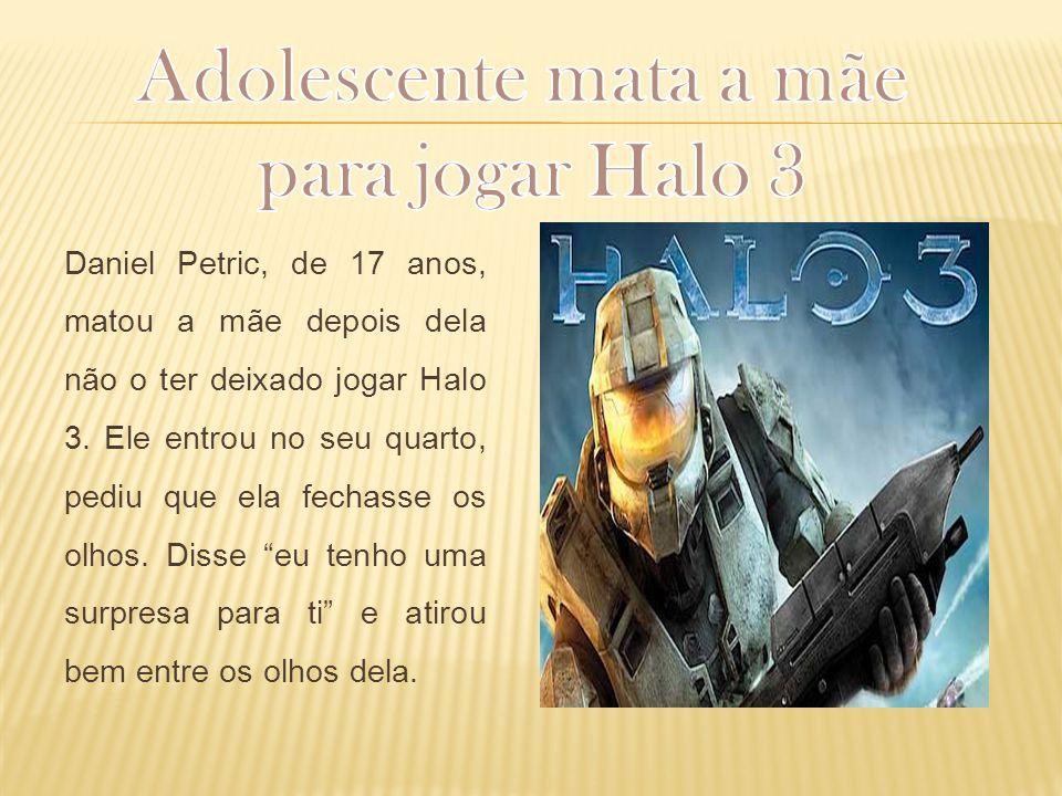 Adolescente mata a mãe para jogar Halo 3