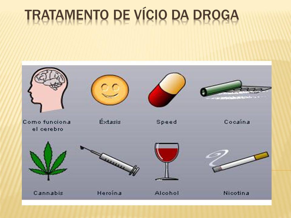 Tratamento de vício da droga