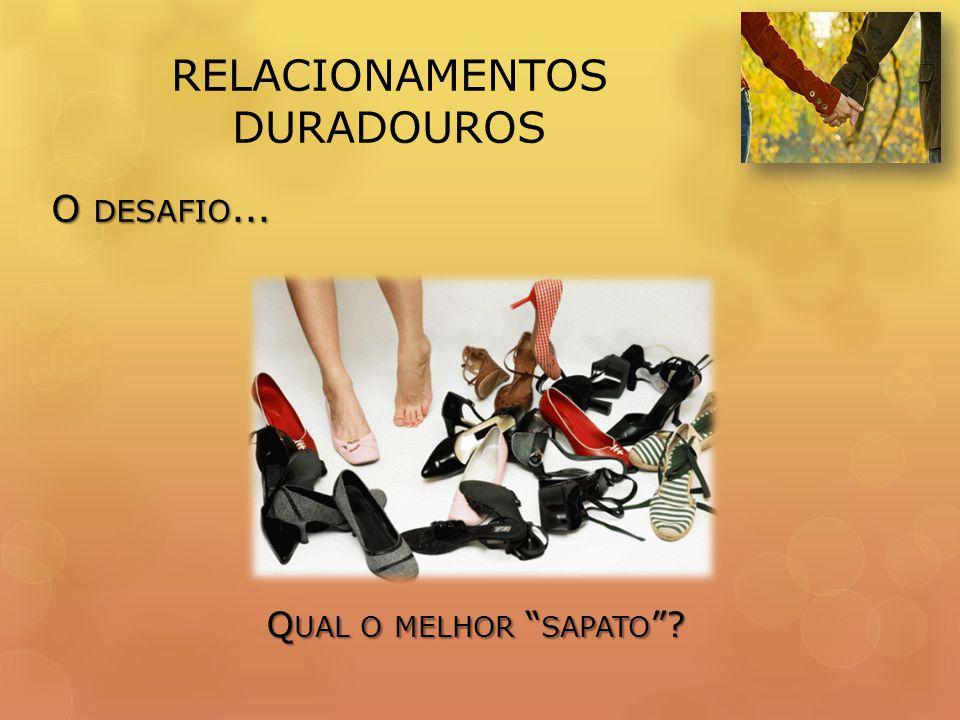 RELACIONAMENTOS DURADOUROS