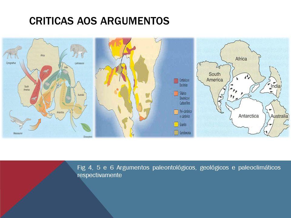 Criticas aos argumentos