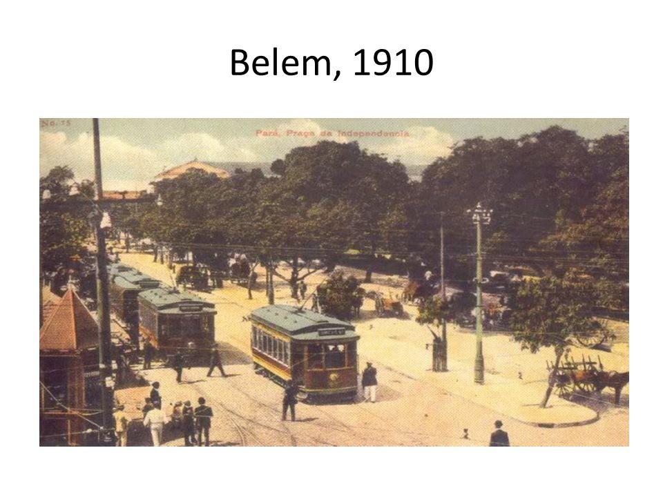 Belem, 1910