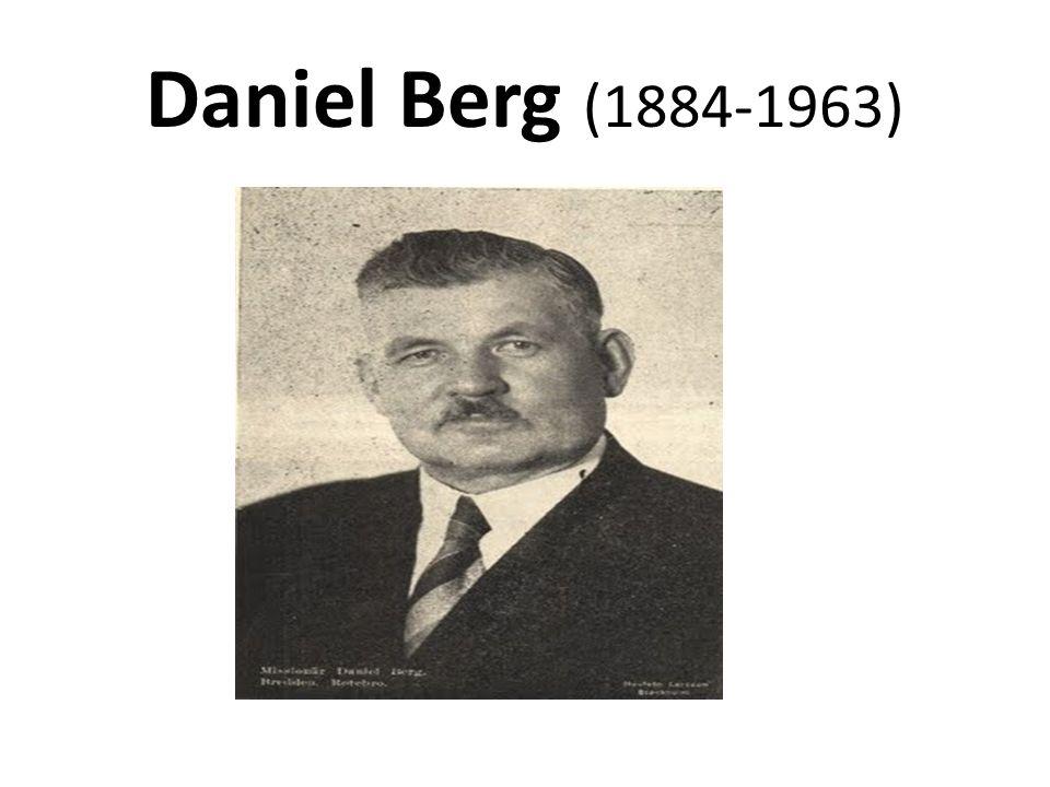Daniel Berg (1884-1963)