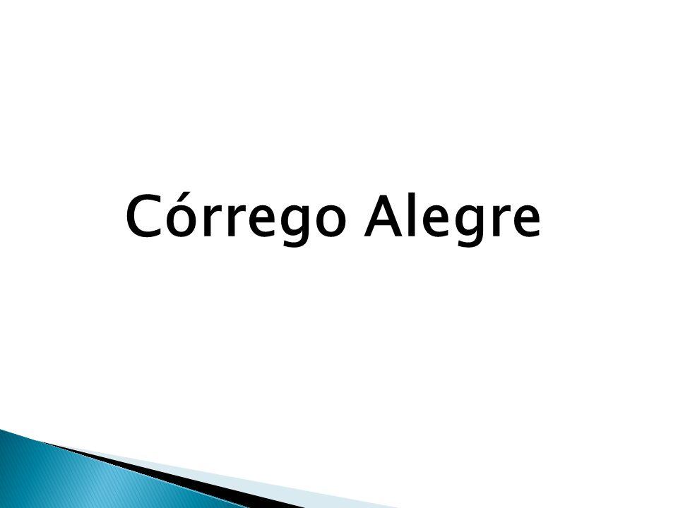 Córrego Alegre