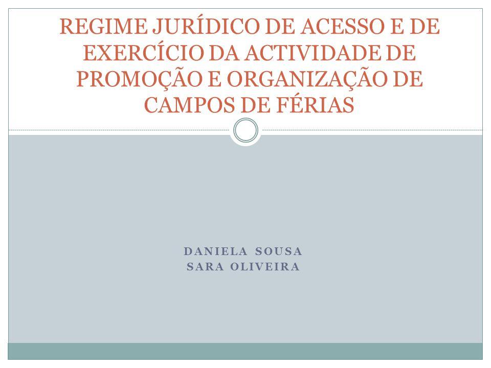 Daniela Sousa Sara Oliveira