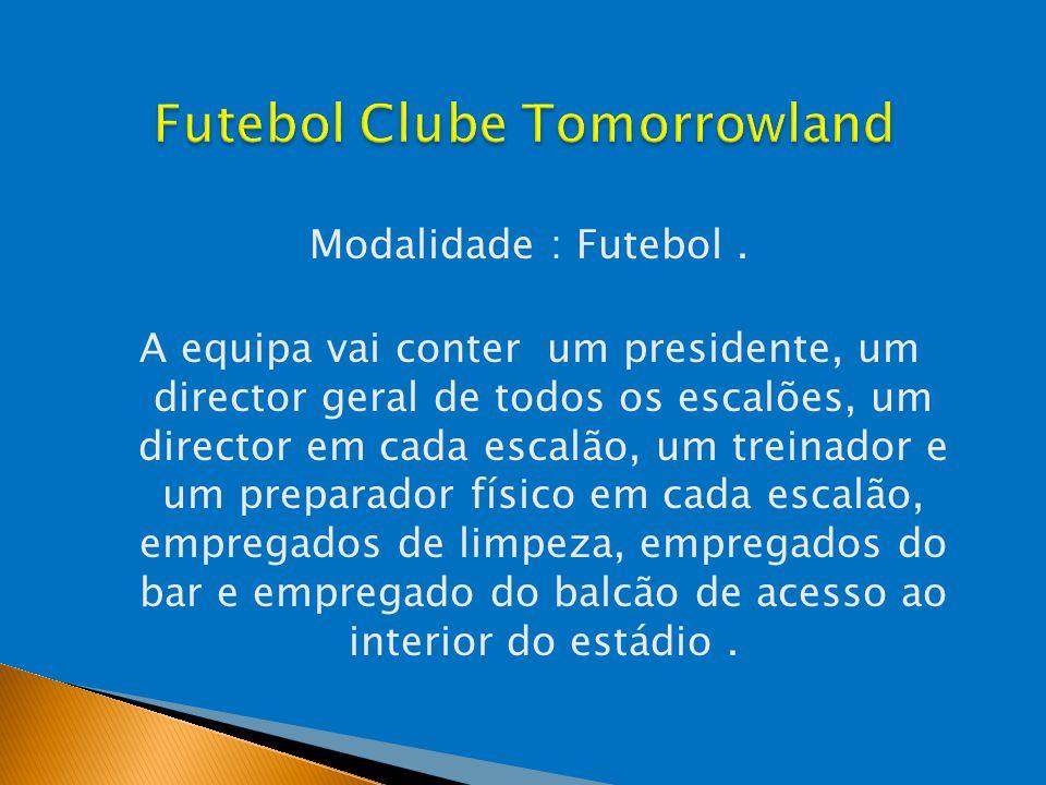Futebol Clube Tomorrowland