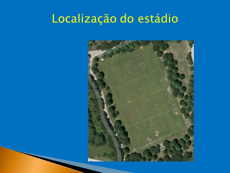 Localização do estádio