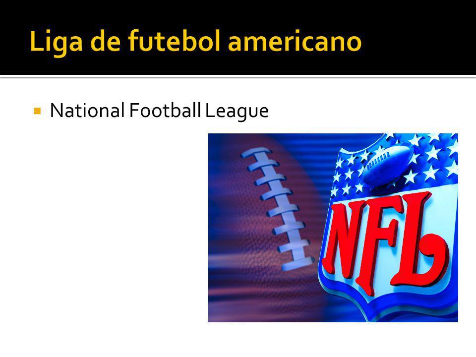 Liga de futebol americano
