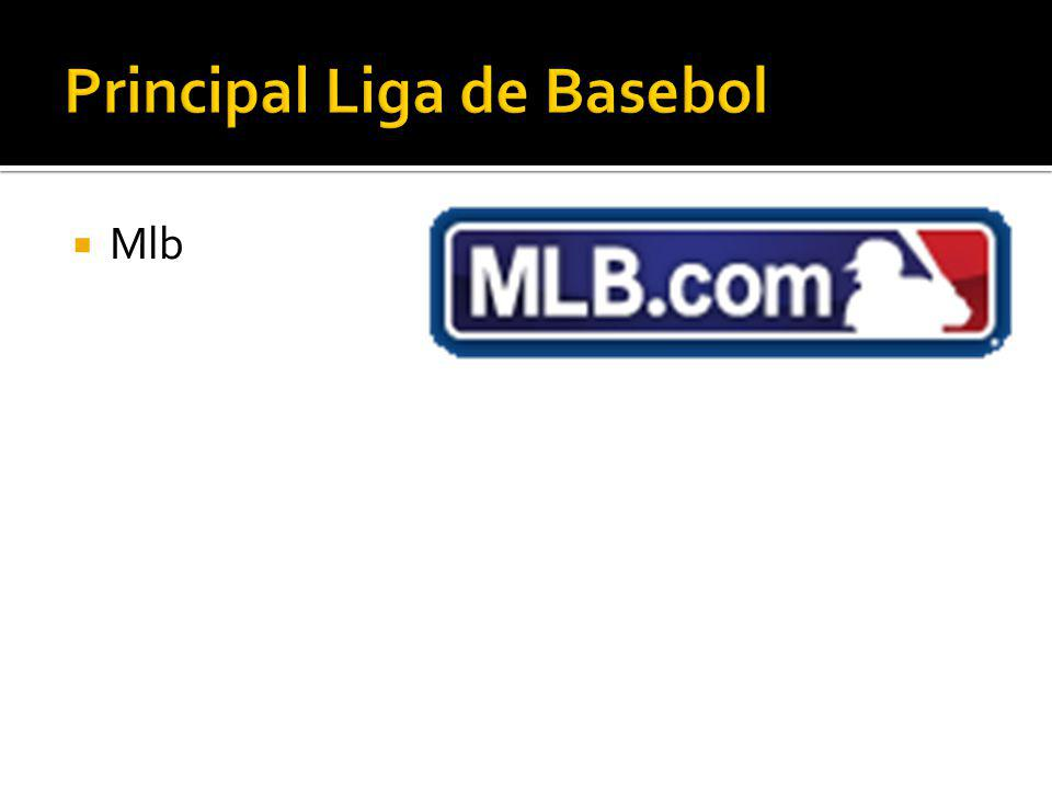 Principal Liga de Basebol