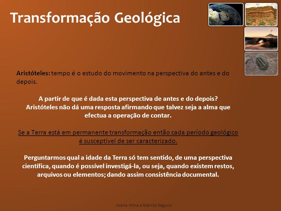 Transformação Geológica