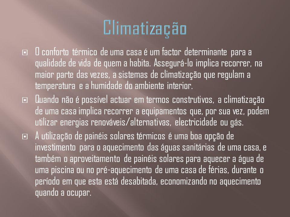 Climatização