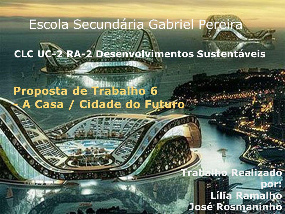 Escola Secundária Gabriel Pereira