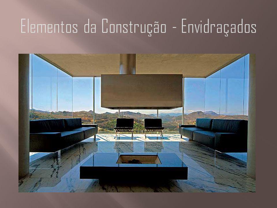Elementos da Construção - Envidraçados