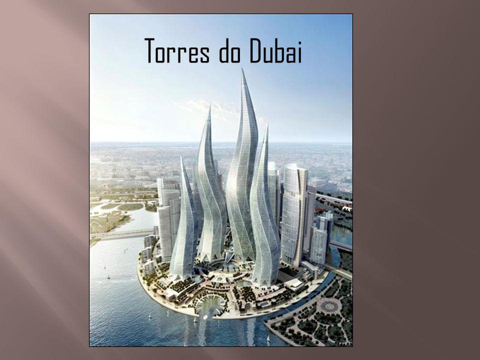 Torres do Dubai