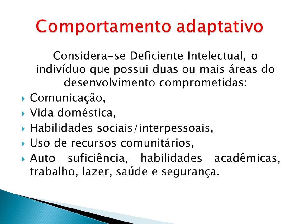 Comportamento adaptativo