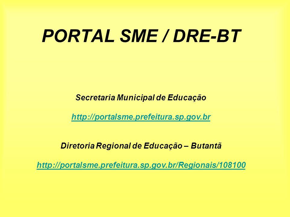 PORTAL SME / DRE-BT