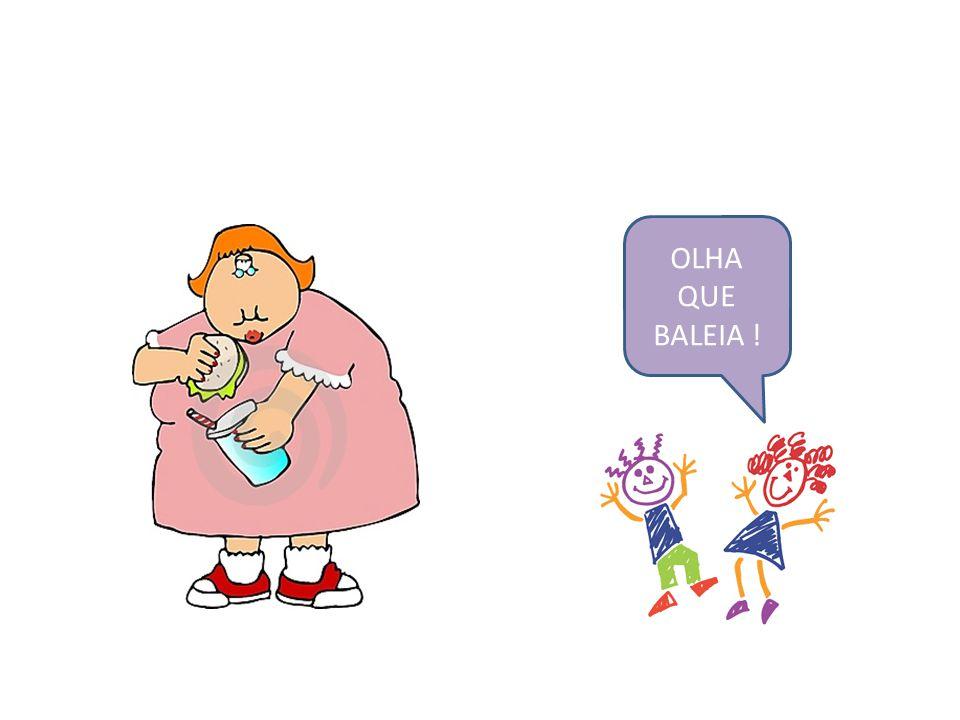 OLHA QUE BALEIA !