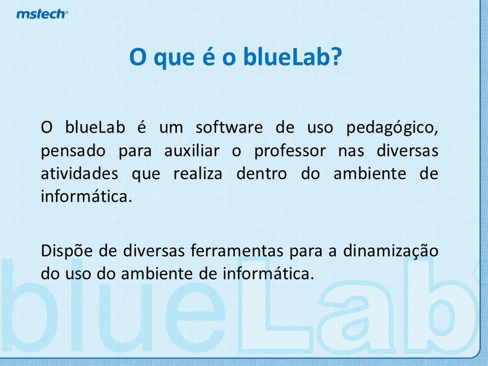 O que é o blueLab
