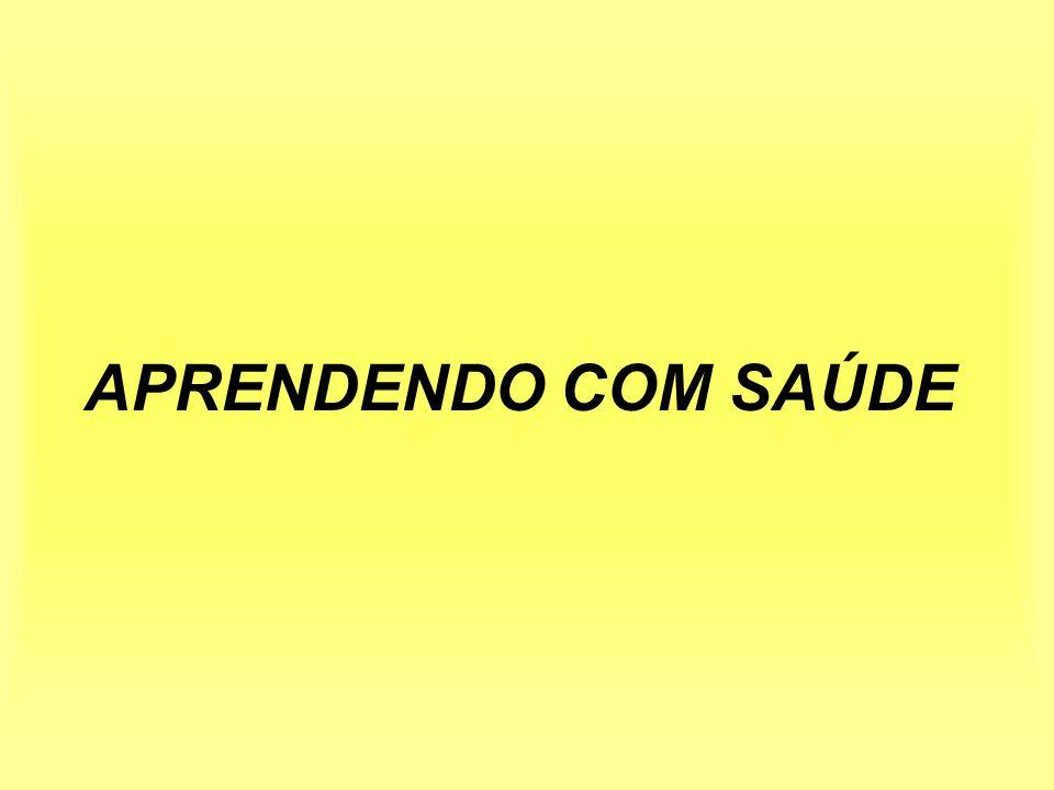 APRENDENDO COM SAÚDE