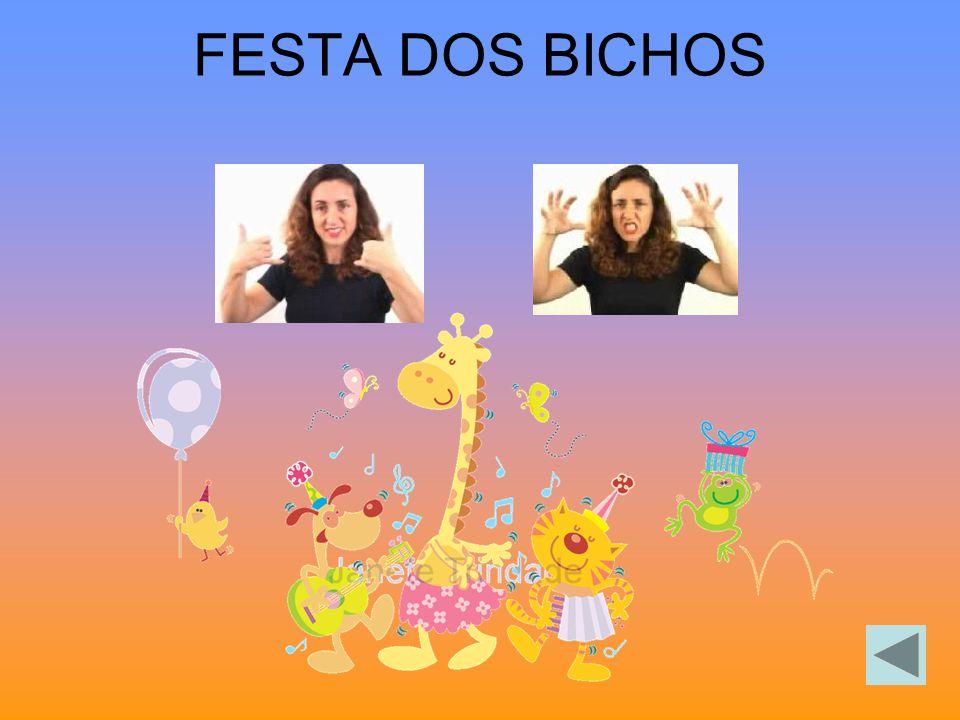 FESTA DOS BICHOS