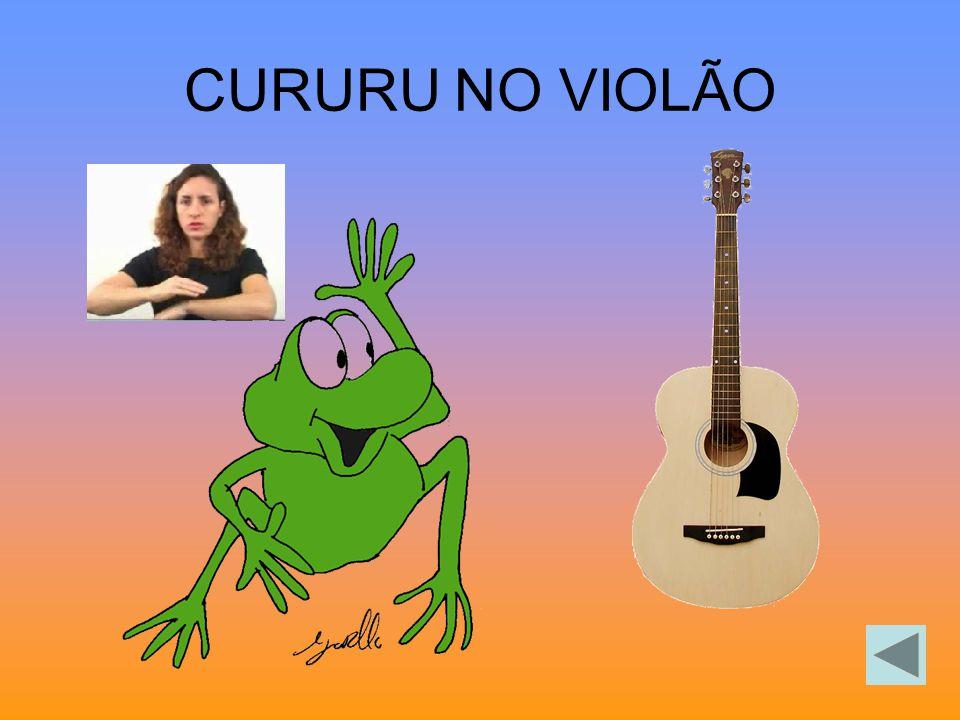CURURU NO VIOLÃO