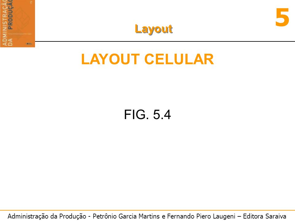 LAYOUT CELULAR FIG. 5.4