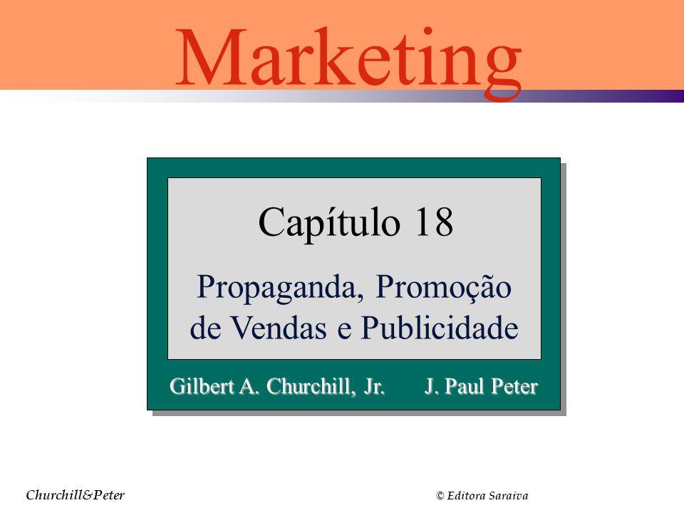 Propaganda, Promoção de Vendas e Publicidade