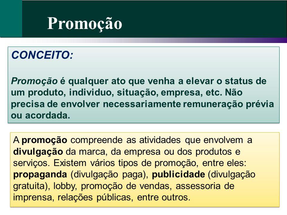 Promoção CONCEITO: