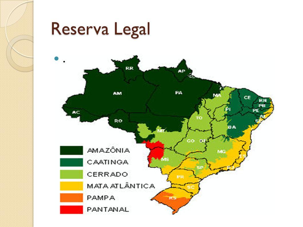 Reserva Legal .