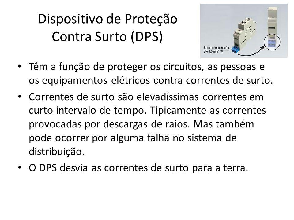 Dispositivo de Proteção Contra Surto (DPS)