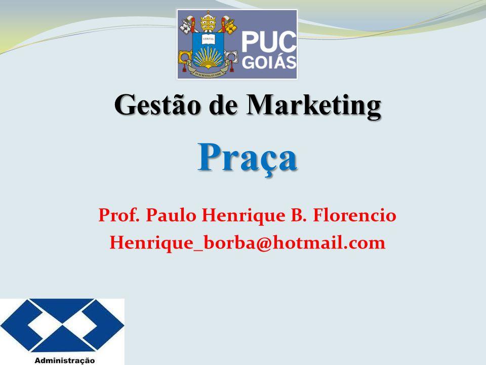 Prof. Paulo Henrique B. Florencio