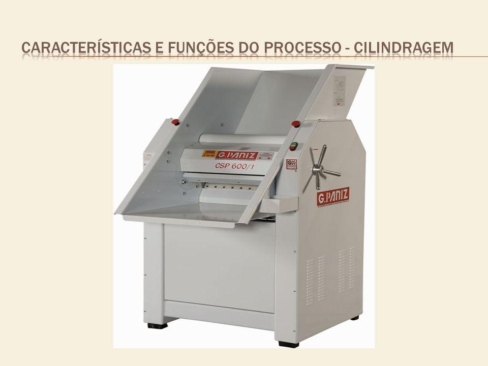 CARACTERÍSTICAS E FUNÇÕES DO PROCESSO - cilindragem