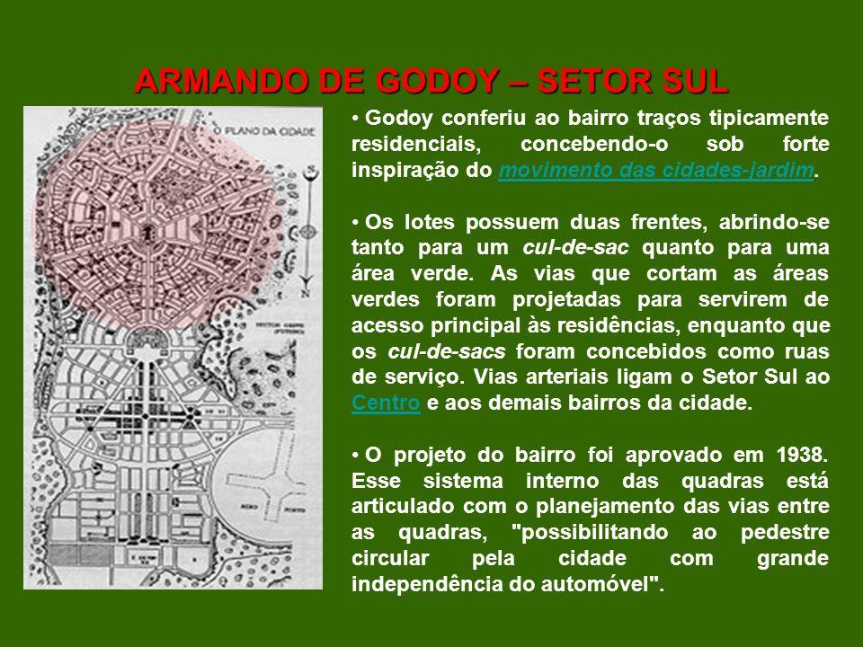 ARMANDO DE GODOY – SETOR SUL