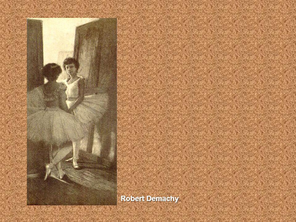 Robert Demachy.