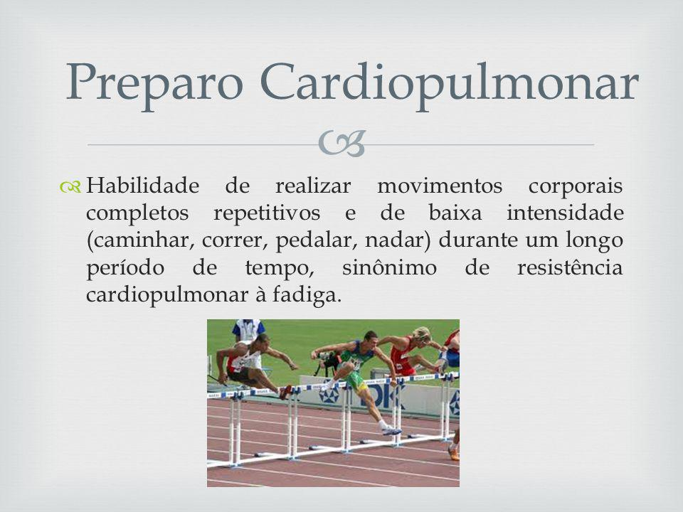 Preparo Cardiopulmonar