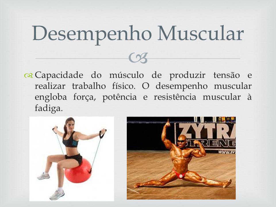 Desempenho Muscular