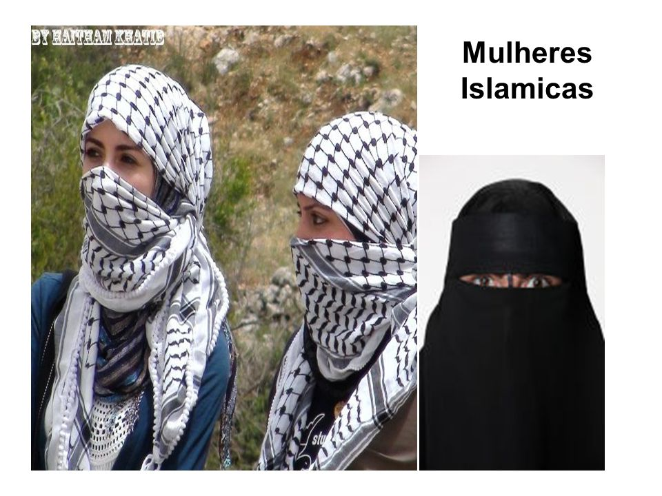 Mulheres Islamicas
