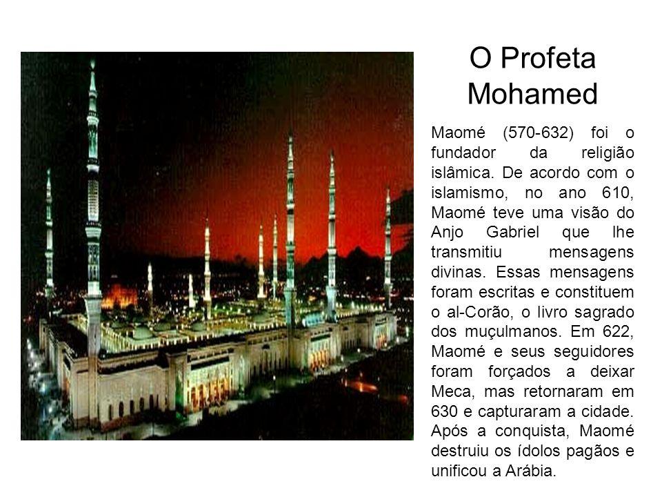 O Profeta Mohamed