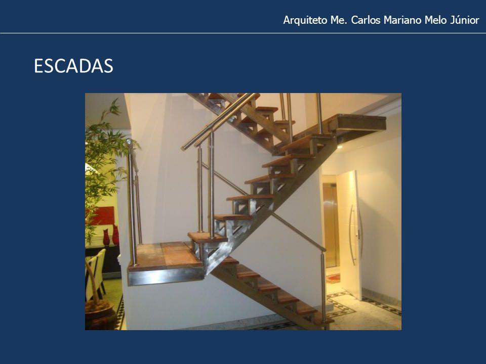 Arquiteto Me. Carlos Mariano Melo Júnior