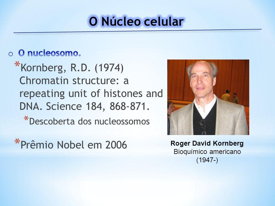 Roger David Kornberg Bioquímico americano (1947-)