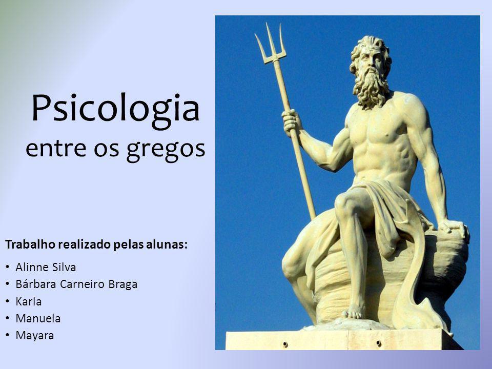 Psicologia entre os gregos