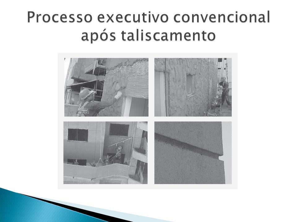 Processo executivo convencional após taliscamento