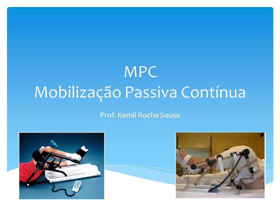 MPC Mobilização Passiva Contínua