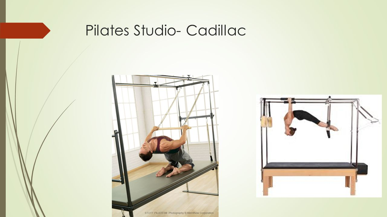 Pilates Studio- Cadillac
